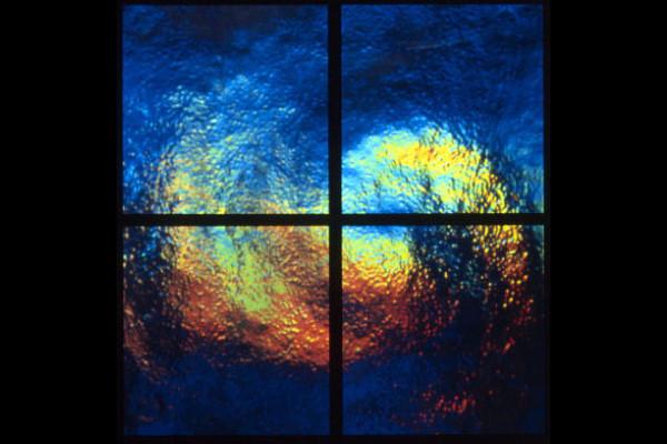Doug Czor Diffraction Grating Art