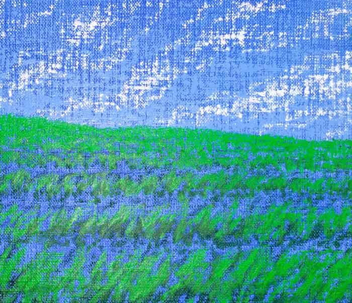 Doug Czor, painting