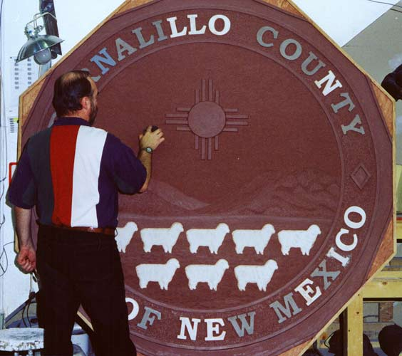 """Bernalillo County Seal"""